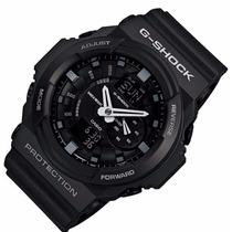 Relógio Casio G-shock Ga-150 1a Wr-200 5 Alarmes H. Mundial