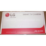 Lg Cámara Smart Tv Lg An-vc550 Series Uf Ug Lf 2016