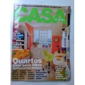 Revista - Casa Cláudia - 1/23 - Quartos Para Seus Filhos