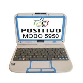 Netbook Positivo Mobo 5950 2gb De Ram, Hd De 500gb Tela De 1