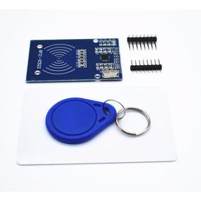 Rfid Rc522 Kit 13.56mhz Lectura Y Escritura Arduino Acceso