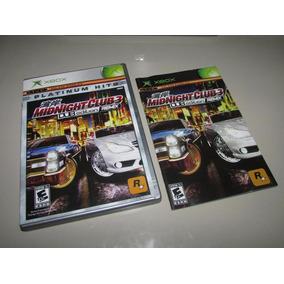 Midnight Club 3 Dub Edition Remix Xbox Original Raridade !!!