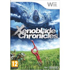 Xenoblade Chronicles - Wii Mídia Física Lacrado