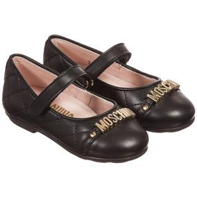 Zapatos Para Niña Moschino * La Segunda Bazar