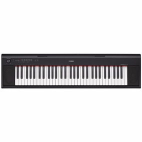 Yamaha Np12 Piaggero Piano Digital 61 Teclas + Fonte . Loja