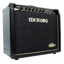 Amplificador Cubo Meteoro Nitrous Gs100 -100wts Profissional