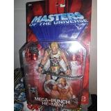 He Man Mega Punch Masters Ot Universe Nuevo