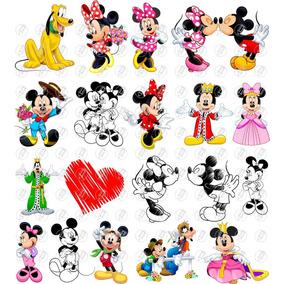 Vetores E Imagens Mickey Minnie Turma