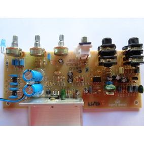Placa De Potencia Amplificador Caixa De Som Oneal Ocm180
