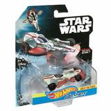 Star Wars Hot Wheels Carships Boba Fett