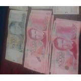 Billetes 50.000 Y 20.000 De Coleccion