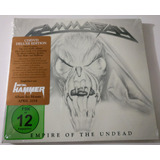 Gamma Ray - Empire Of The Undead | Deluxe Edition | Cd + Dvd