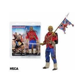 Iron Maiden Eddie The Trooper Clothed Figure Neca Toys