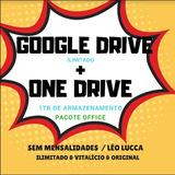 Google Drive + One Drive Ilimitado