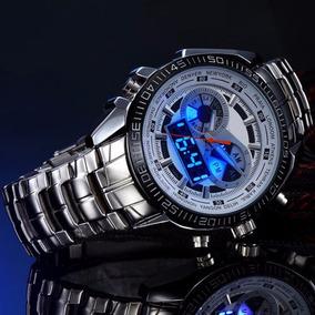 Relógio Tvg Seals Elite Luxo Led Pronta Entrega