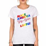 Remera Make America Gay Again Miley Cyrus Pop Star Envios