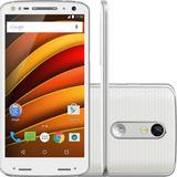 Smartphone Motorola Moto X Force 32gb Branco Single Chip