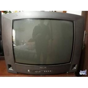 Televisor Philips De 21 En Perfecto Estado