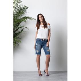 Bermudão Jeans Boy Girl Fem40 - Bjm3617 - Bjm3617