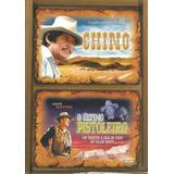 Chino + O Último Pistoleiro - Charles Bronson, John Wayne