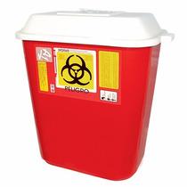 Bote Para Residuos Punzocortantes Biológicos Infeccioso 30l.