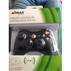 Controle Sem Fio Para X-box 360