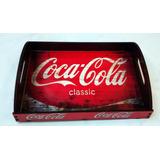 Bandeja Decorativa Mdf Coca Cola Refrigerante Bar Cozinha