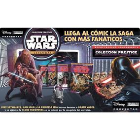 Star Wars, Colección Prestige (ovni Press/clarín 2015/16)