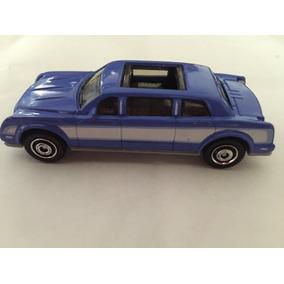 Matchbox Mb537 Limousine Azul