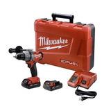 Taladro Atornillador 13mm Milwaukee 2603-259a Kit Maxitools