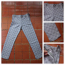 Remate Ropa Pantalones Elegantes Dama Flaca Talla 4 Talla 6