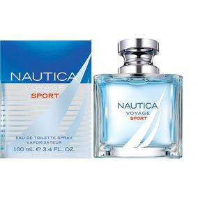 Perfume Original Nautica Voyage Sport Hombre 100ml Edt
