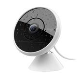 Camara Logitech Circle 2 1080p Wifi Blanca Envio Gratis