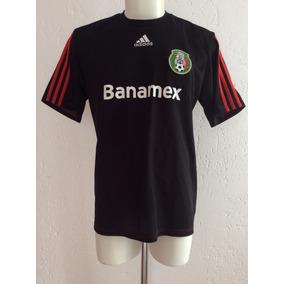 Jersey Selección Mexicana Visita 2010 Banamex adidas México