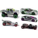 Hot Wheels Zamac Edition Colección De Autos Custom 01 Acu...