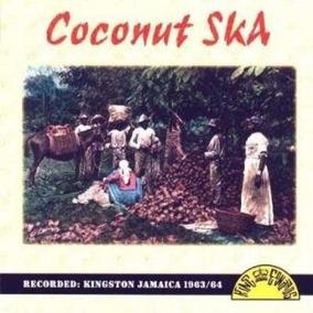 Lp Skatallites Lord Brisco Baba Brooks Coconut Ska Imp.