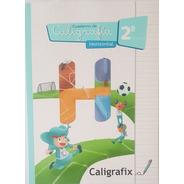 Cuaderno De Caligrafia Horizontal Nº 2 Básico Intantil Cx