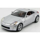 Nissan 350z Maisto 1:18 Carros Miniaturas Réplicas Coleção