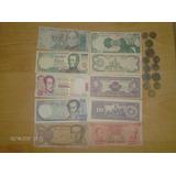Monedas Y Billetes De Colección