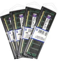 Kit 2 Memória Kingston 2gb Ddr2 800mhz Pc Total 4gb Intel