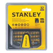 Set Juego Puntas Intercambiables Stanley Stmt81191 32 Piezas