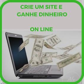 Como Fazer Um Site E Ganhar Dinheiro Online - 2018