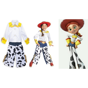 Fantasia Infantil Jessie Toy Story Original Disney Eua 4099ccfb1d5