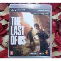 The Last Of Us - 100% Português - Mídia Física - Ps3