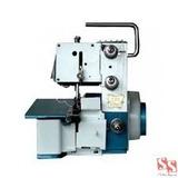Máquina De Costura Industrial Overloque 01 Agulha Portátil -