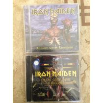 Iron Maiden Seventh Son Of Stockholm + Cdr Bônus Raridade