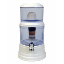 Purificador Filtro Agua Alcalina Mineral 6 Galones Zen Water