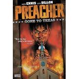 The Preacher (+18) Cómics Digital Español