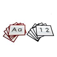 Pack Bandeja Montessori C/tarjetas Trazado Didáctico Niños