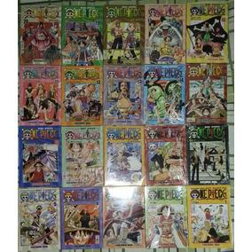 One Piece - Coleção De Mangás (01 A 60)
